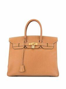 Hermès Pre-Owned Birkin 35 tote - Brown