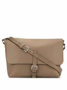 Louis Vuitton Pre-Owned 2014 Marius messenger bag - Brown