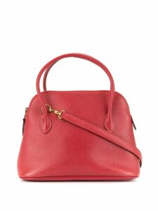 Hermès Pre-Owned Mini Bolide 2way handbag - Red