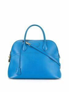 Hermès Pre-Owned Bolide 35 2way bag - Blue