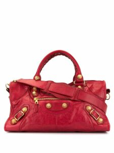 Balenciaga Pre-Owned The Giant Part Time 2way bag - Red