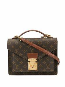 Louis Vuitton Pre-Owned Monceau 26 2way handbag - Brown