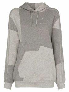 Adidas by Danielle Cathari x Daniëlle Cathari two-tone panelled hoodie