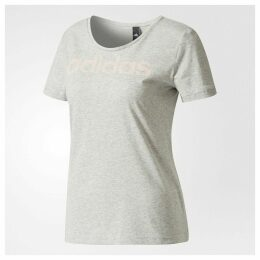 Short-Sleeved Crew Neck T-Shirt