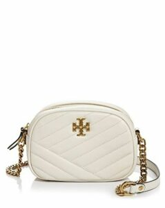 Tory Burch Kira Small Chevron Camera Crossbody