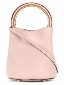 Marni Pannier shoulder bag - Pink