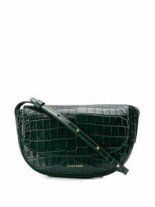 Frenzlauer Swing crocodile effect mini bag - Green