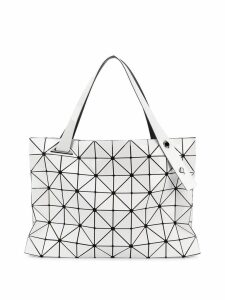 Bao Bao Issey Miyake Lucent shoulder bag - White