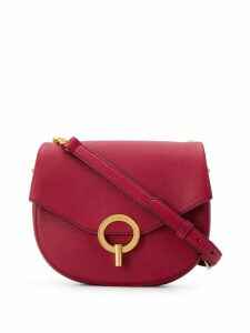 Sandro Paris folder top shoulder bag - Red