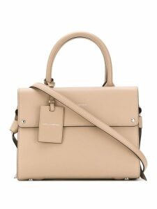 Karl Lagerfeld K/Ikon Mini tote - Brown