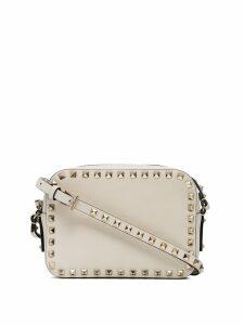 Valentino Valentino Garavani Rockstud camera bag - White