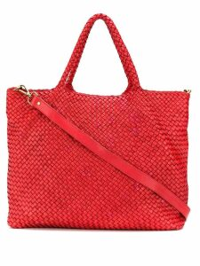 Officine Creative Class 35 tote - Red
