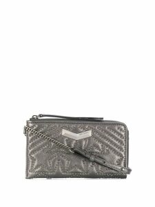 Jimmy Choo Iria mini bag - Grey