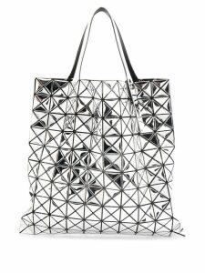 Bao Bao Issey Miyake geometric tote bag - Silver