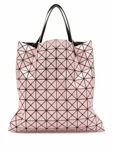 Bao Bao Issey Miyake Lucent Metallic tote - Pink