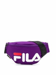 Fila logo belt bag - Purple