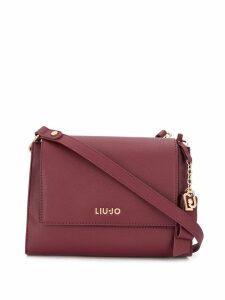 Liu Jo foldover top shoulder bag - Red