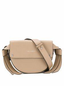 Karl Lagerfeld Ikon belt bag - Neutrals