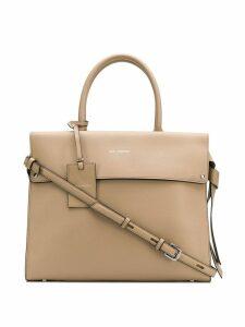 Karl Lagerfeld K/Ikon Top Handle bag - Neutrals