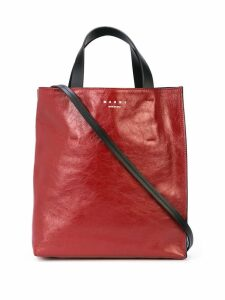Marni Museo tote bag - Red