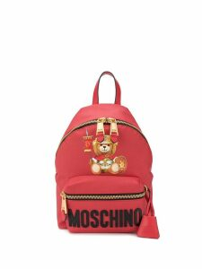 Moschino Teddy Bear backpack - Red