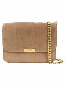 Victoria Beckham Eva chain shoulder bag - Neutrals