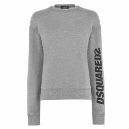 DSquared2 Underwear Sleeve Logo Sweater