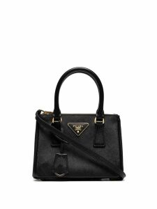 Prada mini Gallery tote - Black