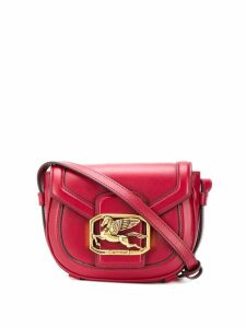 Etro Pegaso crossbody bag - Red