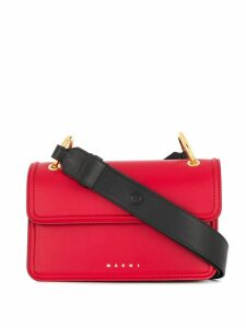Marni New Beat shoulder bag - Red