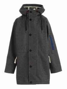 Sofie dHoore Parka W/hood And Zips