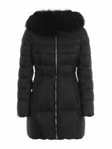 Prada Down Jacket Nylon/fox