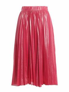 Pinko Obbedire Georgette Skirt