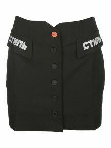 HERON PRESTON Ctnmb Skirt