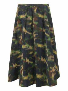 Rochas Pesca Skirt
