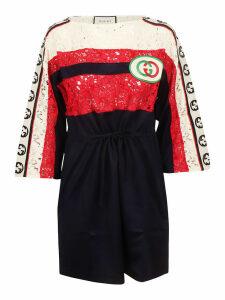 Technical Jersey Dress