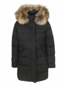 Pyrenex Hooded Fur Jacket