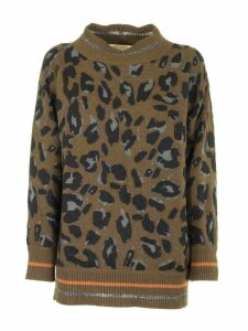 Fabiana Filippi Crew-neck Wool And Cashmere Pullover