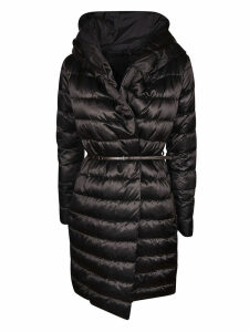 Max Mara The Cube Padded Hooded Coat