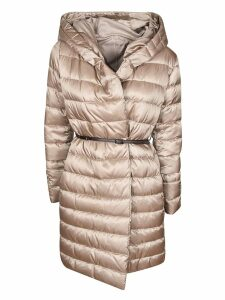 Max Mara Padded Hooded Coat