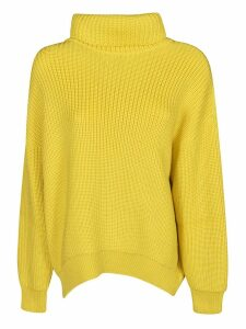 Givenchy Ribbed Roll Neck Sweater