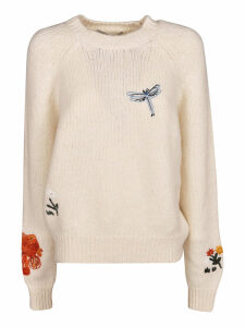 Stella McCartney Colorway Embroidered Jumper
