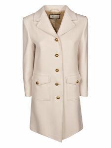 Gucci Gardena Wool Coat