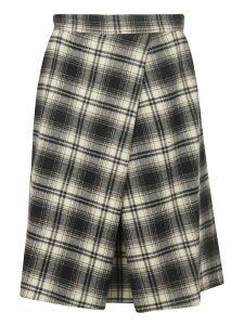 Massimo Alba Rose Skirt