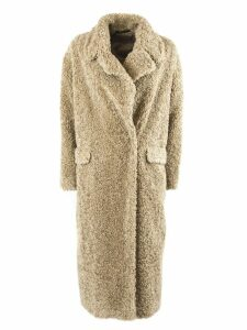 Tagliatore Cathy Faux-shearling Coat