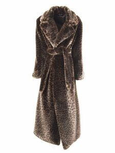 Tagliatore Molly Faux-fur Coat