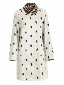 Burberry Carrington 115249 Coat Fantasy