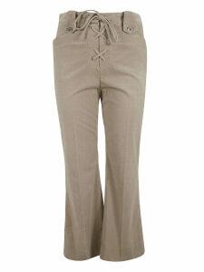 Miu Miu Flared Trousers