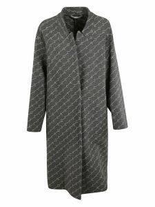 Stella McCartney All Around Logo Coat