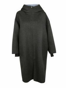 Prada Zipped Coat